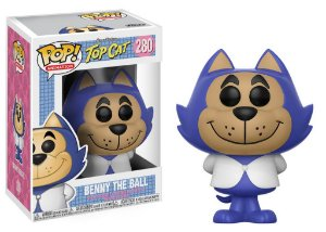 Top Cat Manda-Chuva Benny The Ball Batatinha Pop - Funko