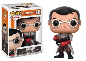 Team Fortress 2 Medic Pop - Funko