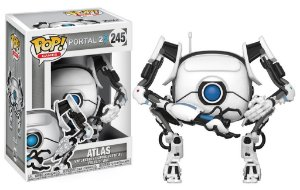 Portal 2 Atlas Pop - Funko