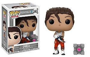 Portal 2 Chell Pop - Funko