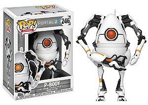 Portal 2 P-Body Pop - Funko