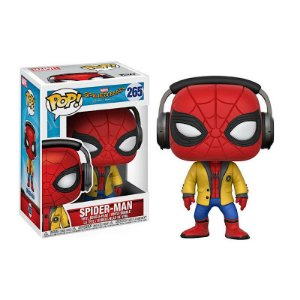 Spider-Man Homecoming Spider-Man with Headphones Pop - Funko