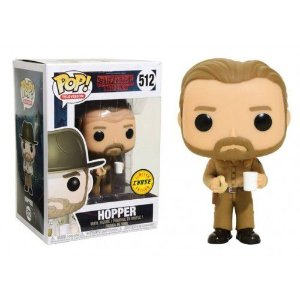 Stranger Things Hopper Chase Limited Edition Pop - Funko