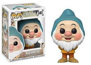 Disney Snow White Bashful Dengoso Pop - Funko