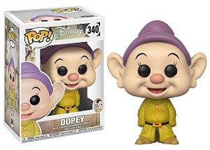 Disney Snow White Dopey Dunga Pop - Funko