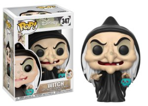 Disney Snow White Witch Bruxa Pop - Funko