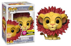 Disney O Rei Leão The Lion King Simba EE Exclusive Pop - Funko