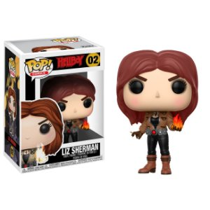 Hellboy Liz Sherman Pop - Funko