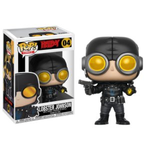Hellboy Lobster Johnson Pop - Funko