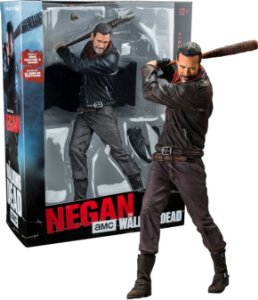 "The Walking Dead Negan Deluxe 10"" - McFarlane Toys"