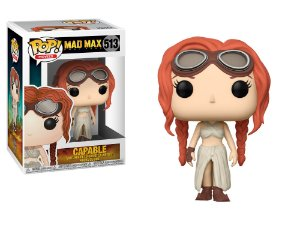 Mad Max Fury Road Capable Pop - Funko