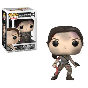 Tomb Raider Movie Lara Croft Pop - Funko