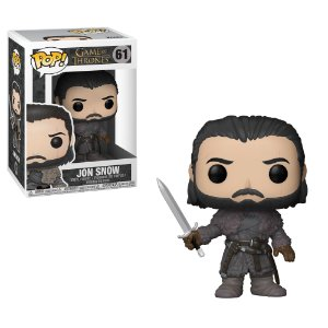 Game of Thrones Jon Snow Beyond The Wall Pop - Funko