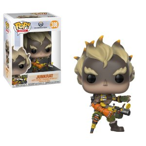 Overwatch Junkrat Pop - Funko