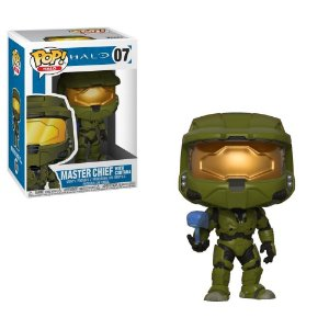 Halo 4 Master Chief with Cortana Pop - Funko