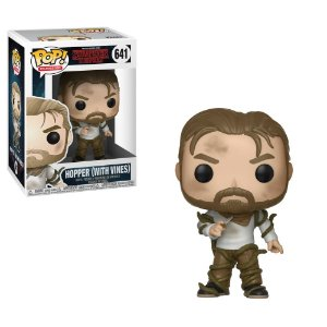 Stranger Things Hopper with Vines Pop - Funko