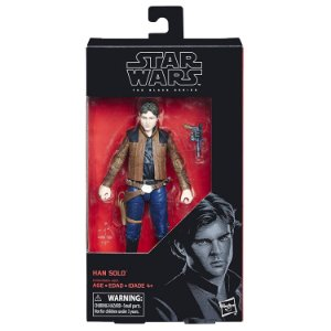 Star Wars Black Series Han Solo - Hasbro