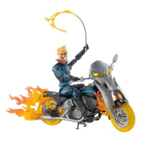 Marvel Legends Ghost Rider with Motorcyle - Hasbro