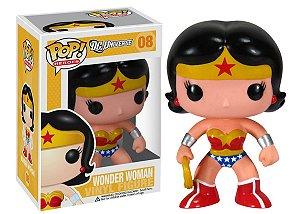 DC Universe Wonder Woman Mulher Maravilha Pop - Funko