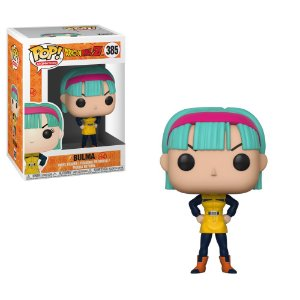 Dragon Ball Z Bulma Pop - Funko