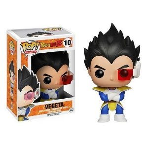 Dragon Ball Z Vegeta Pop - Funko