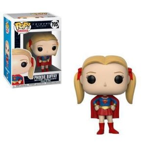 Friends Phoebe Buffay as Supergirl Pop - Funko