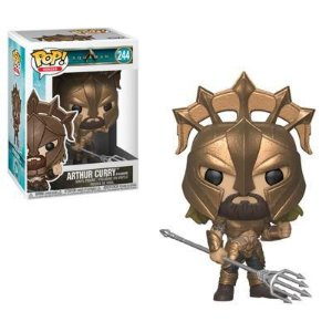 Aquaman Arthur Curry as Gladiator Pop - Funko