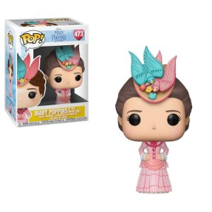 Disney Mary Poppins Returns Mary at Music Hall Pop - Funko