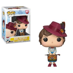 Disney Mary Poppins Returns Mary With Bag Pop - Funko