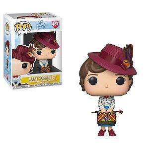 Disney Mary Poppins Returns Mary With Bag Pop - Funko