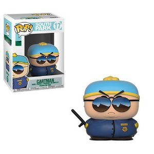 South Park Cartman Officer Pop - Funko