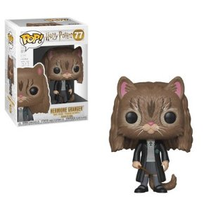 Harry Potter Hermione Granger as Cat Pop - Funko