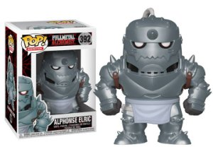 Fullmetal Alchemist Alphonse Elric Pop - Funko