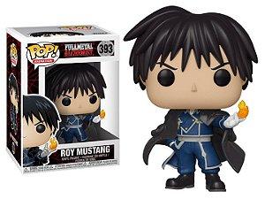 Fullmetal Alchemist Roy Mustang Pop - Funko