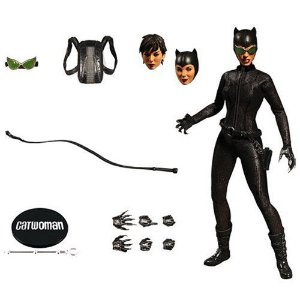 DC Comics One:12 Collective Catwoman Mulher-Gato - Mezco