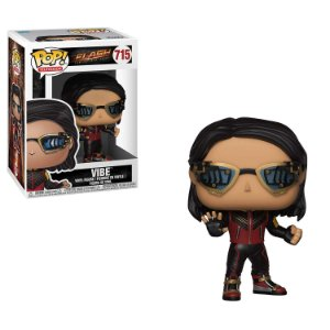 The Flash Vibe Vibro Pop - Funko