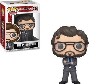 La Casa de Papel The Professor Pop - Funko