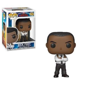 Captain Marvel Nick Fury Pop - Funko