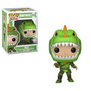 Fortnite Rex Pop - Funko