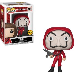 La Casa de Papel Tokio Chase Limited Edition Pop - Funko