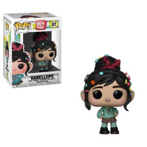 Disney Detona Ralph Wreck-It Vanellope Pop - Funko