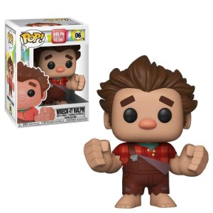 Disney Detona Ralph Wreck-It Ralph Pop - Funko