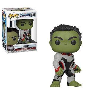 Vingadores Avengers Endgame Hulk Pop - Funko