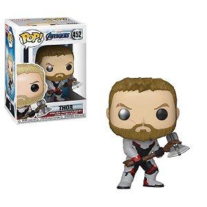 Vingadores Avengers Endgame Thor Pop - Funko