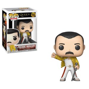 Queen Freddie Mercury Wembley 1986 Pop - Funko