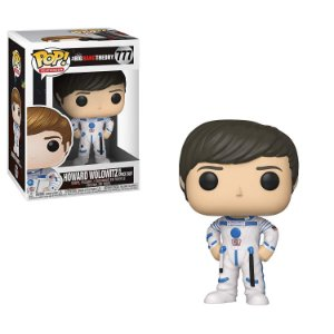 **EM BREVE** Big Bang Theory Howard Wolowitz in Space Suit Pop - Funko