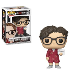Big Bang Theory Leonard Hofstadter in Robe Pop - Funko
