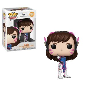 Overwatch D.Va Pop - Funko