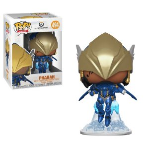 Overwatch Pharah Victory Pose Pop - Funko