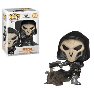 Overwatch Reaper Wraith Pop - Funko
